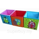 Neo Geo Kids 3 Pcs Box Set - Owl