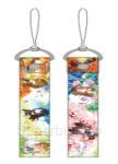 手機織帶《琉璃仙子》花月四季