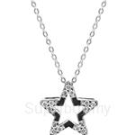 Kelvin Gems Premium Twinkle Star Pendant Necklace