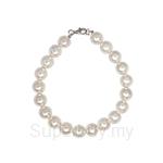Kelvin Gems SWAROVSKI Pearl Bracelet Crafted by Angie