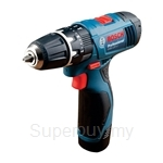 Bosch GSB 1080-2-LI Professional Cordless Impact Drill (with 2 Batteries & Charger) - 06019F30L3
