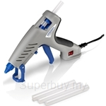 Dremel 940-3 High Temp Glue Gun with 3pcs Glue Sticks - F0130940JB