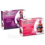 BRAND'S® InnerShine Prune Essence (1 x 12's) + InnerShine Berry (1 x 6's) - 18 Bottles x 42ml