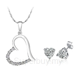Celovis Love Is In The Air Jewelry Set C-24-01 + C-58-01