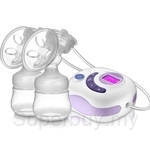 Autumnz SERENE Convertible Double Electric/Manual Breastpump - DOEBP-8804