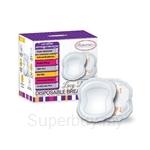 Autumnz Lacy Deluxe Disposable Breastpads (36 Pcs) - DISBP1002