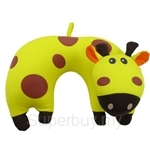 Arnold Palmer Animals Travel Pillow Cow Shape - E551-YL