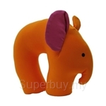 Arnold Palmer Animals Travel Pillow Elephant Shape - E555-OR