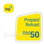 Digi Prepaid Reload RM50