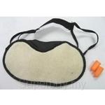 Arnold Palmer Eye Mask and Ear Plug - E513-EM-YL