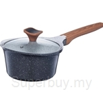 Chefology Cookware 18cm Sauce Pan - CF-18SP-OGO