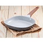 Chefology Cookware 26cm Grill Pan - CF-26GP-ET