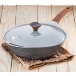 Chefology Cookware 32cm Wok with Lid - CF-32WK-OML