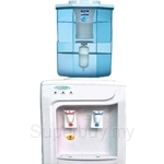 Kent Crystal Water Filter and Purifier with Hot & Cold Water Dispenser Table Top - 26619