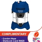Jetmaster 1000W 30L Wet & Dry Vacuum Cleaner - JMV110-30