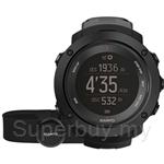 Suunto Ambit3 Vertical Watch Black (HR) - SS021964000