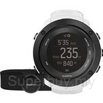 Suunto Ambit3 Vertical Watch White (HR) - SS021966000