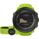 Suunto Ambit3 Vertical Watch Lime (HR) - SS021970000