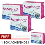 Opceden Acnefend21 (21 Sachets x 5gm) Buy 3 Boxes Free 1 Box