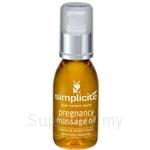 Simplicite Pregnancy Massage Oil (100 ml)
