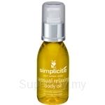 Simplicite Sensual Relaxing Body Oil (100 ml)