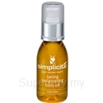 Simplicite Toning Invigorating Body Oil (100 ml)