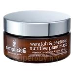 Simplicite Waratah Beetroot Plant Nutrient Mask (100 gm)