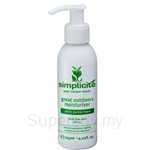Simplicite Great Outdoors Sunscreen (125ml)