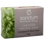 Sanctum Soap Lemongrass Witch Hazel (100g)