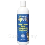 Organicpet Deep Creme Rinse Concentrate Conditioner (500ml)