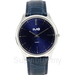 IMO THE DUO Watch - Steely Blue (Man)