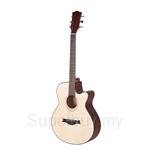 Amari 40 inch AM-408C Acoustic Guitar Natural