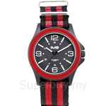 IMO MARITIME Watch - Vermillion Red