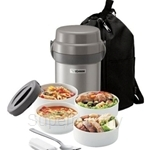 Zojirushi 1.23L Lunch Jars - SL-JAF-14-SA