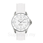 OXYGEN EX Diver White Bear 36 Classic Leather White