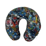 BATMAN U-Neck Travel Cushion (Comic Design)