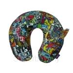 SUPERMAN U-Neck Travel Cushion (Comic Design)