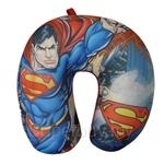 SUPERMAN Lycra Neck Travel Cushion