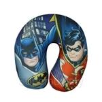 BATMAN & ROBIN Lycra Neck Cushion