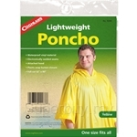 Coghlans Poncho Yellow - 9268