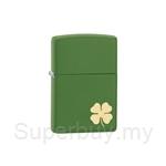 Zippo Moss Green Matte Classic Lighter - 21032