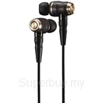JVC Premium Inner-Ear Headphone Wood Series - HA-FX1200