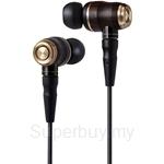 JVC Premium Inner-Ear Headphone Wood Series - HA-FX850