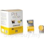 Pitti Essenza Coffee Arabica 100 (18 Capsules) - 5254