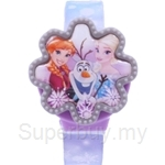 Disney Frozen LCD Watch - FRSQ-892-02