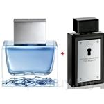 [Bundle Pack] Antonio Banderas Blue Seduction EDT + The Secret EDT 50ml for Man