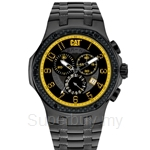 Caterpillar Navigo Carbon Chrono Watch - A5-163-16-117