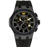 Caterpillar Navigo Carbon Chrono Watch - A5-163-21-111
