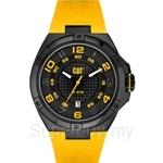 Caterpillar Blade Analog Display Quartz Yellow Watch - SA-161-27-117