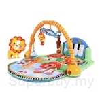 Dlittle Kick and Play Baby Gym Mat